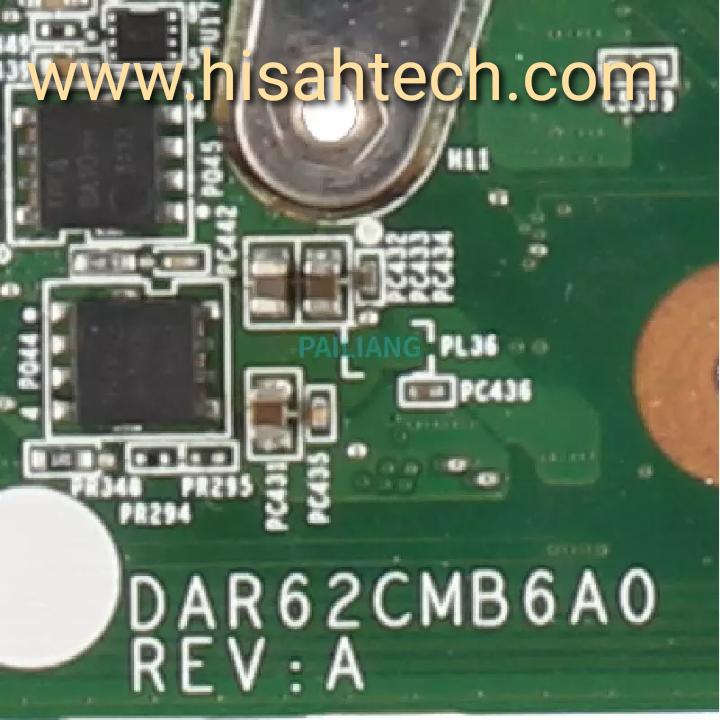 HP Pavilion 1415r62r1a  DAR62CMB6A0 OK BIOS