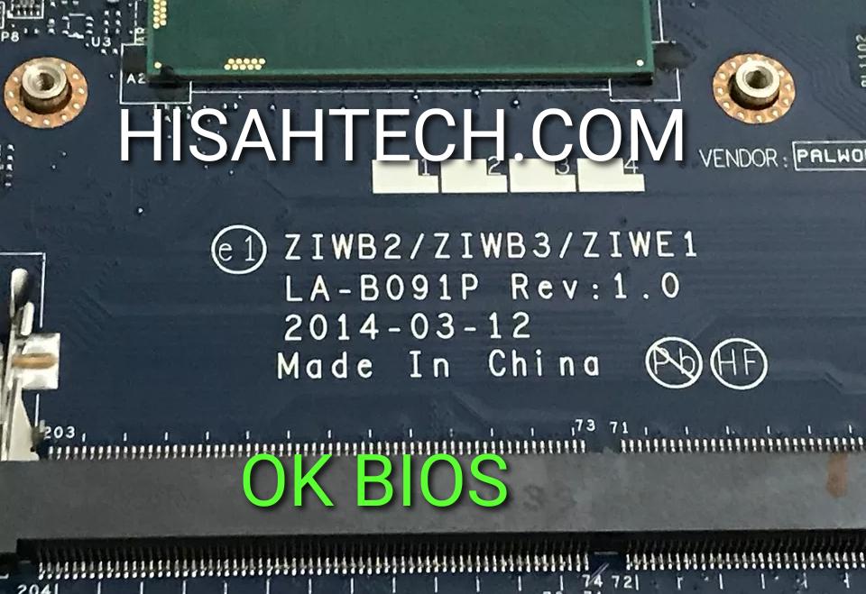 LA-B091P ok
