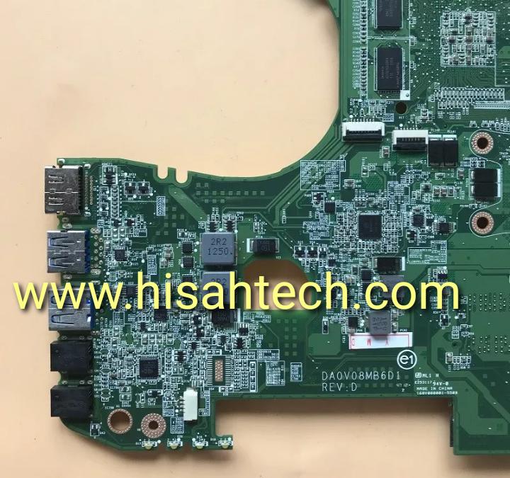 DELL VOSTRO 3460 V3460 DA0V08MB6D4 REV D OK BIOS