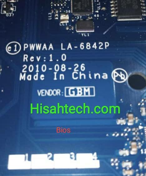La-6842p bios