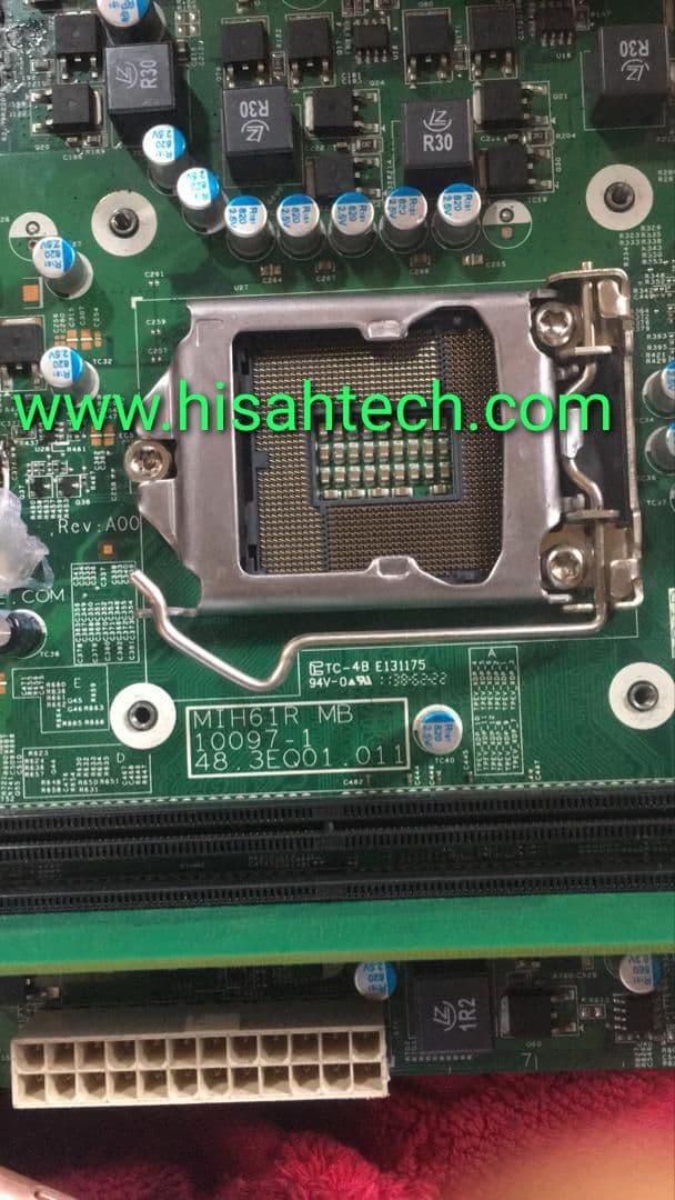 DELL OptiPlex 3010 MIH61R MB 10097-1 48.3EQ01.011 SCHEMATIC + BOARDVIEW