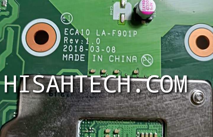 AIO 520-24ICB All-in-One Ideacentre ECA10 LA-F901P REV 1.0 BIOS MAIN + EC 💯% WORKING