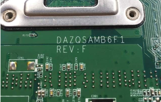 ACER ASPIRE E1-431 DAZQSAMB6F1 WORKING BIOS 2MB + 4MB